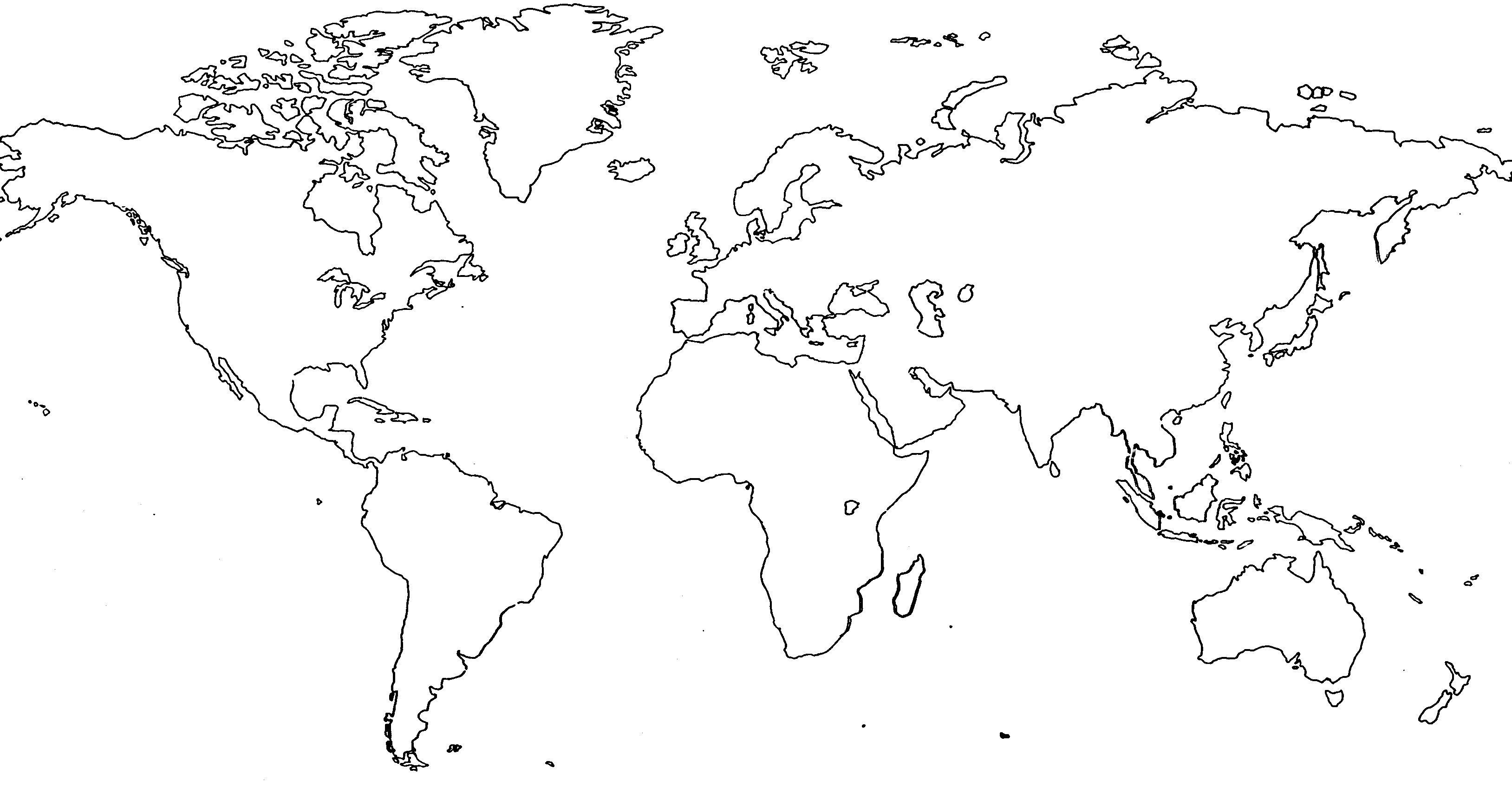 Guide des opportunit s de financement de la mobilit - Carte du monde a imprimer gratuite ...