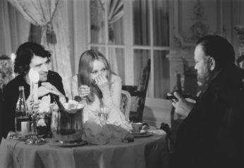 Vive le cinéma (Jacques Rozier, 1972) (Jacques Rozier, Jeanne Moreau, Orson Welles).