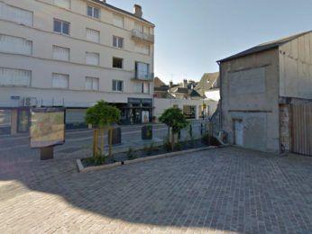 POCTB - rue de l'Abbé Berthault à Bourges.
