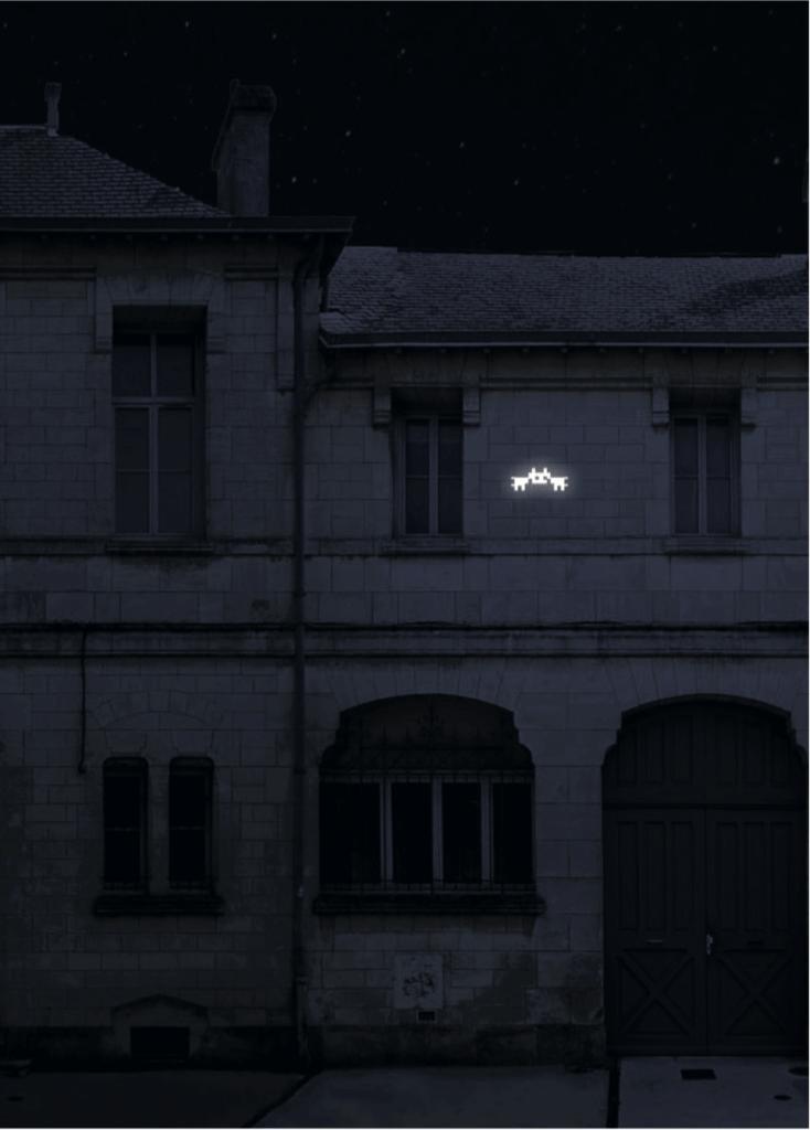 """""""Aurore"""", 2012, mise en situation,Résidence à l'Octroi, Tours"""